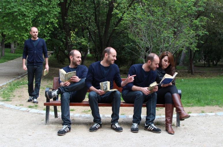 Amantes de la Lectura