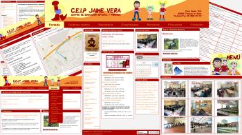 Web Jaime Vera para RosaSepul